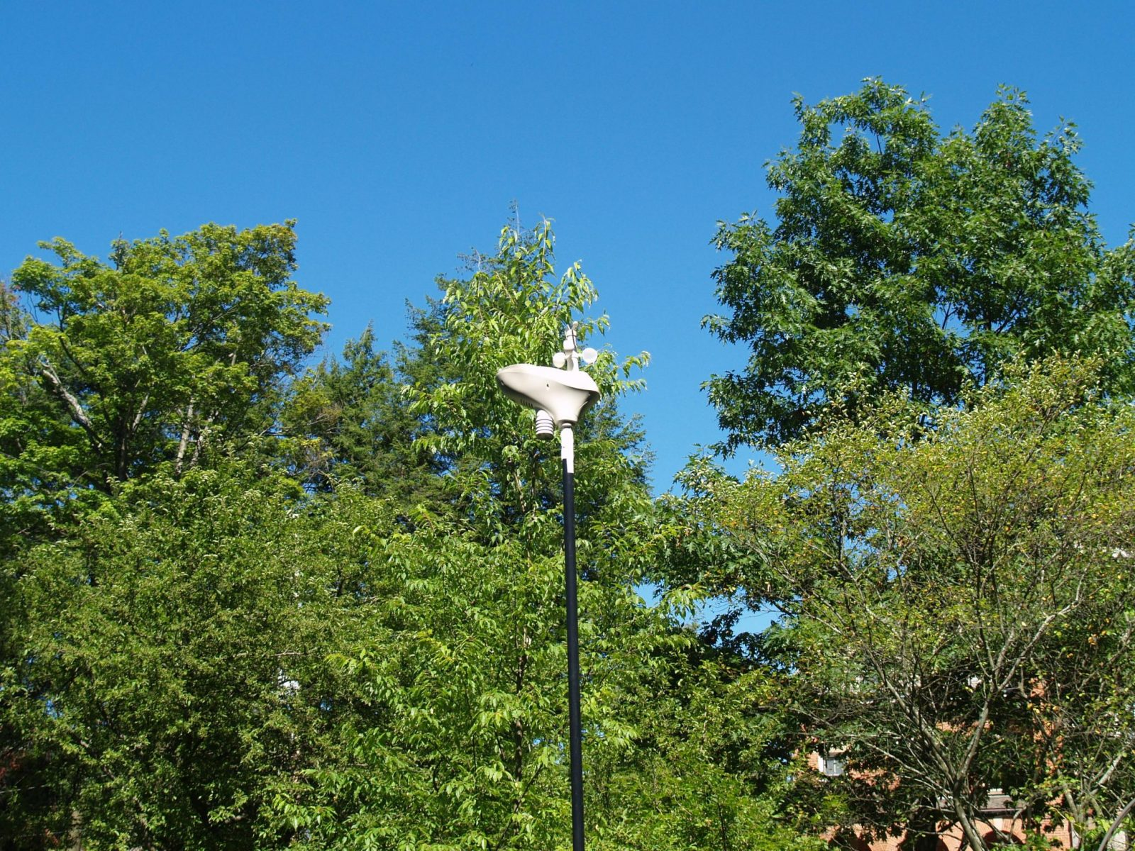 Picture of McMullen House Bed & Breakfast Weather Station