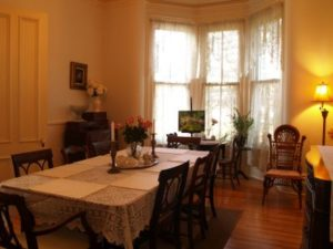 Picture of McMullen House Dining Room