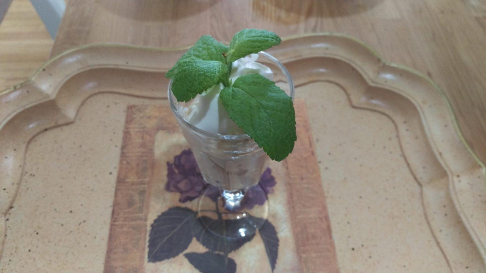 Picture of Apple-raisin Yogurt Parfait