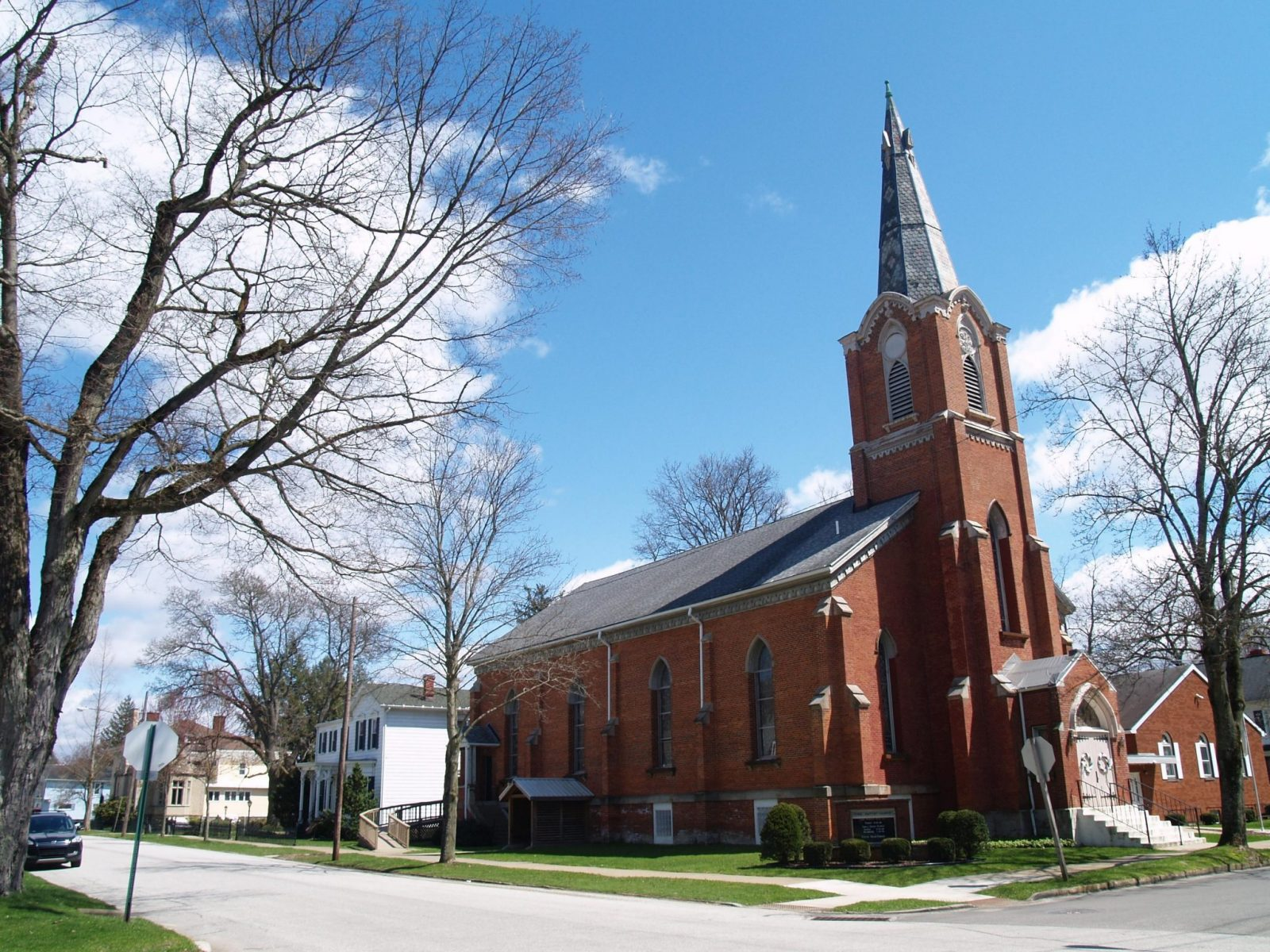 Picture of First Baptist Church