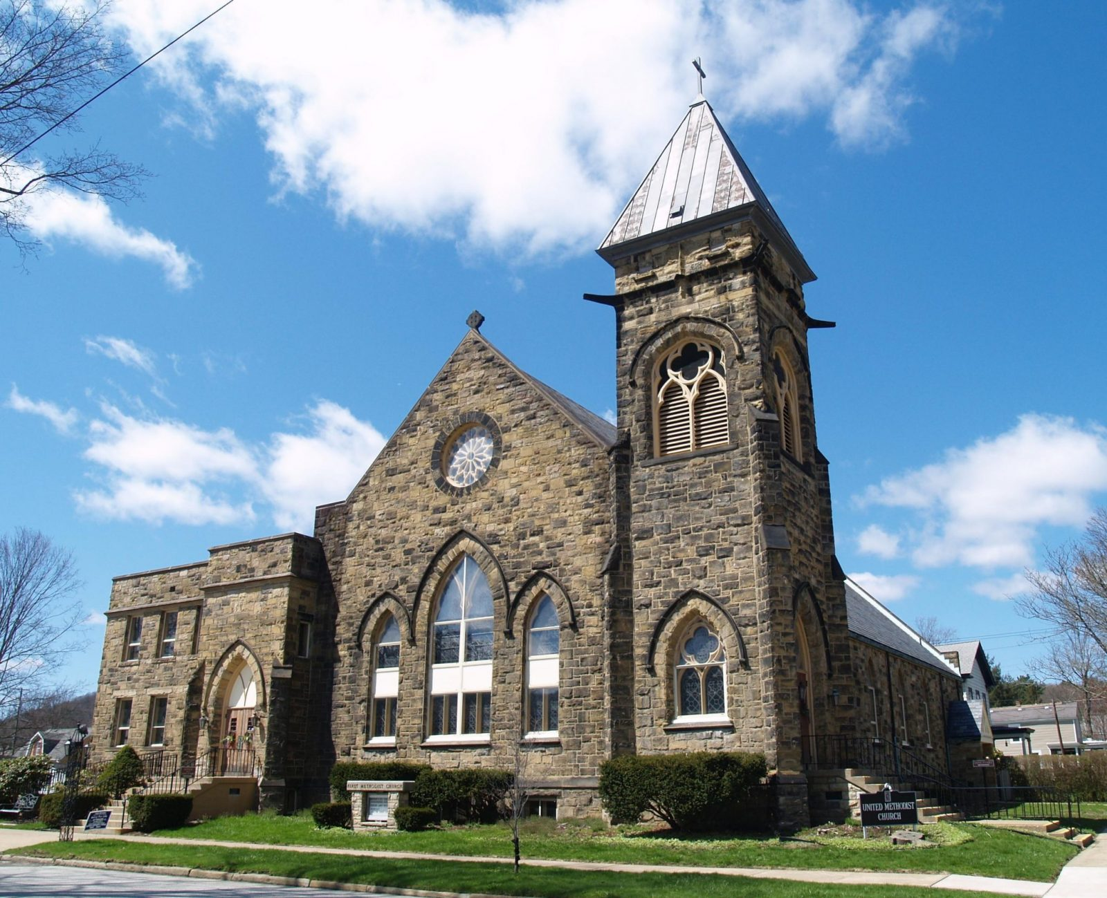 Picture of First Methodist Church
