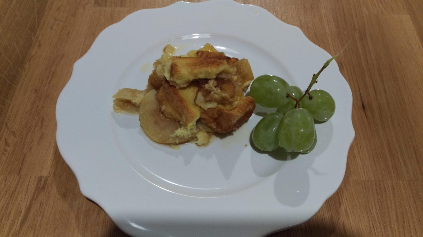Picture of French toast casserole